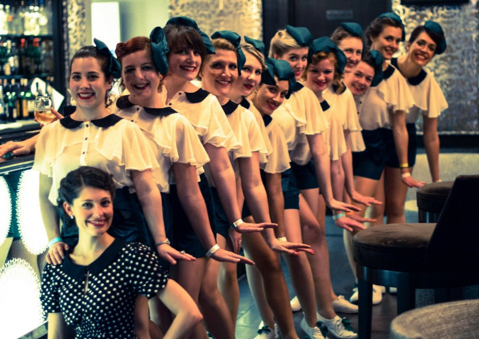 The Vintage Dancers Gallery