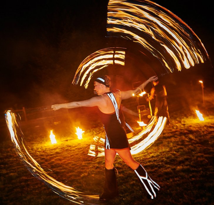 Fire Entertainers Gallery