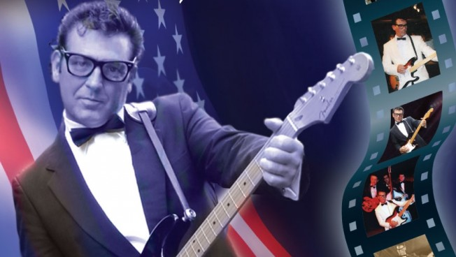 Buddy Holly Tribute - Alan