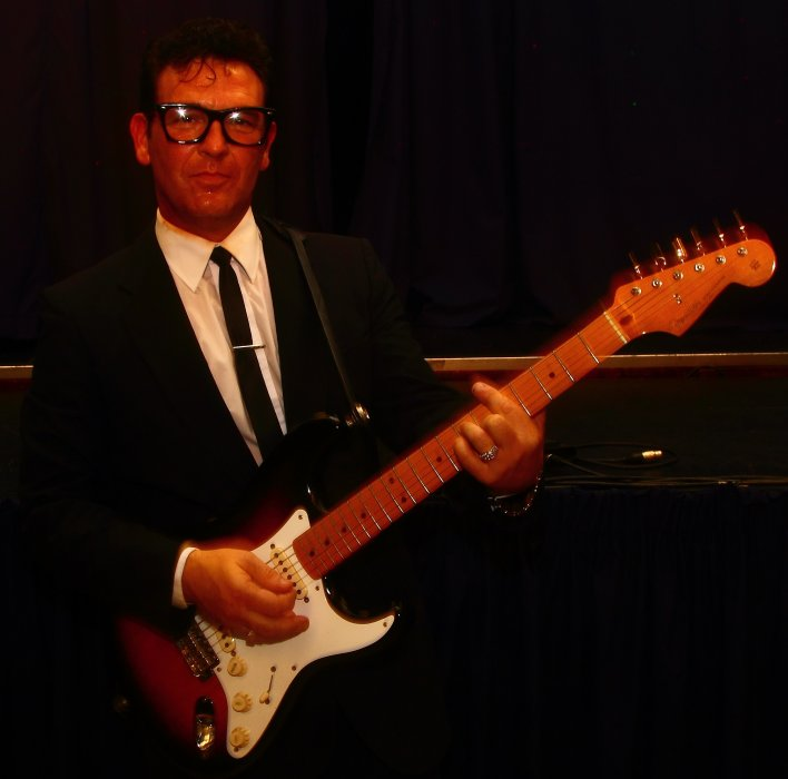 Buddy Holly Tribute - Alan Gallery