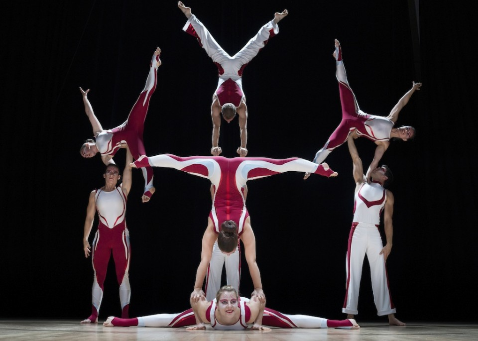 Acrobat Troupe Gallery