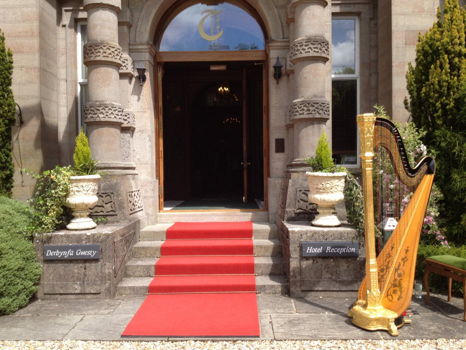 The North West Wedding Harpist Gallery