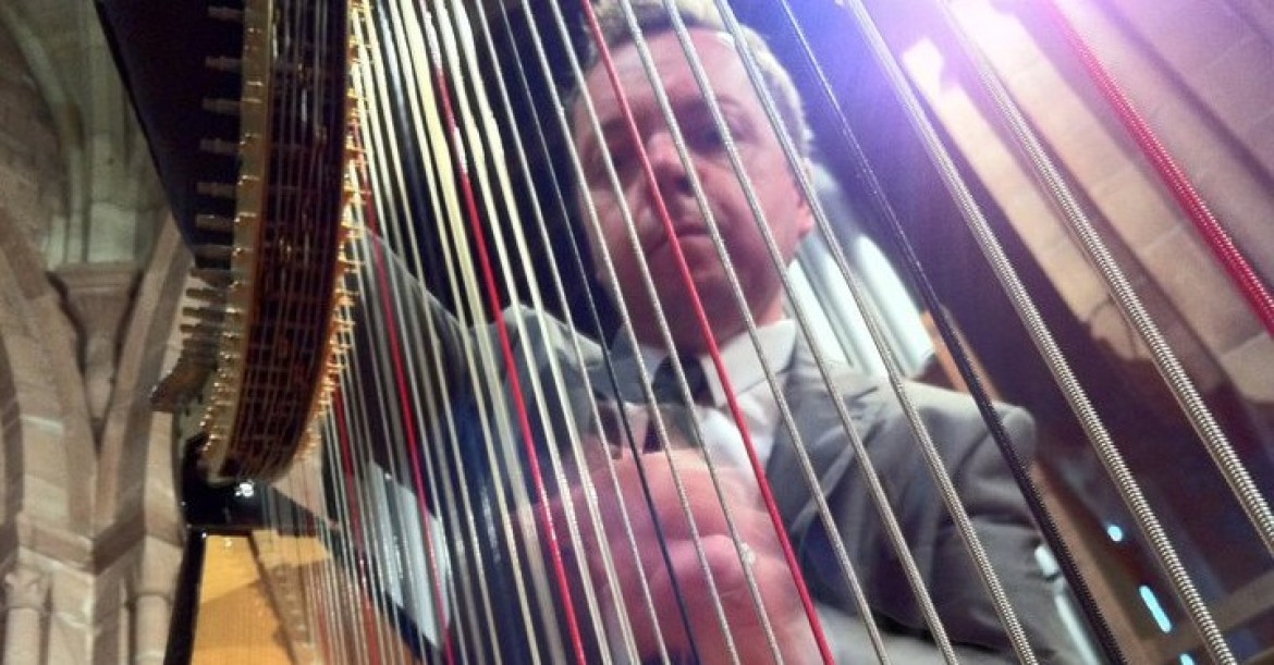 The North West Wedding Harpist