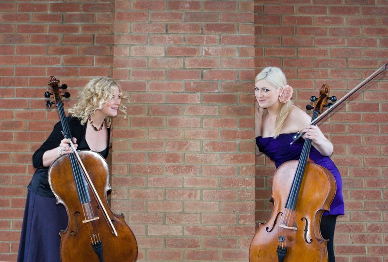 Felice Cello Duo Gallery