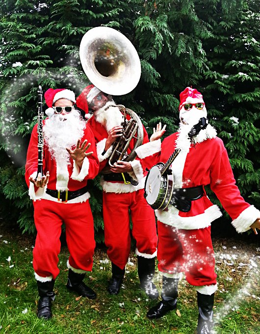The Musical Santas Gallery