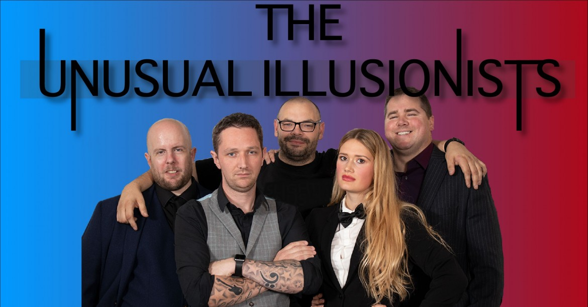 The Unusual Illusionists