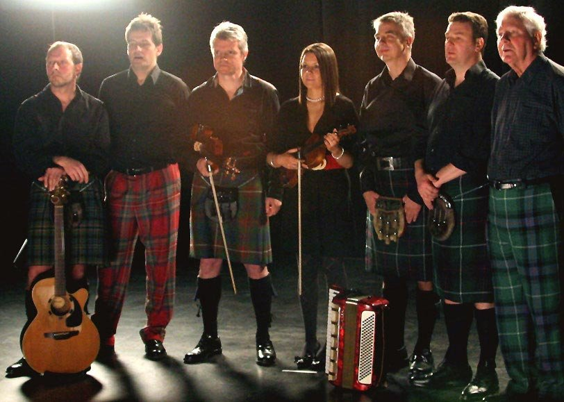 Chitterybite Ceilidh Band Gallery
