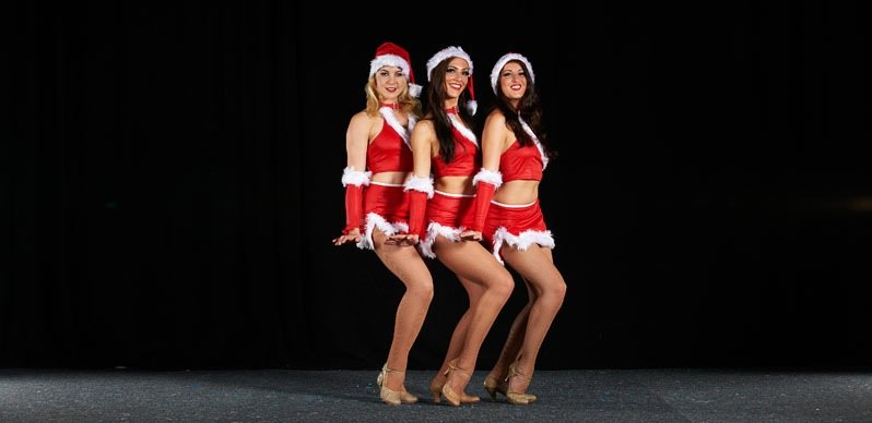 Christmas Dancers Gallery