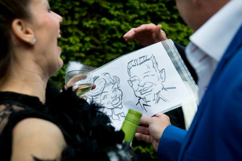 Andrew The Caricaturist Gallery