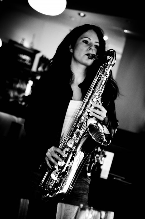 Danielle The Saxophonist Gallery