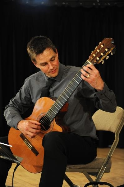 Robbie The Classical Guitarist Gallery