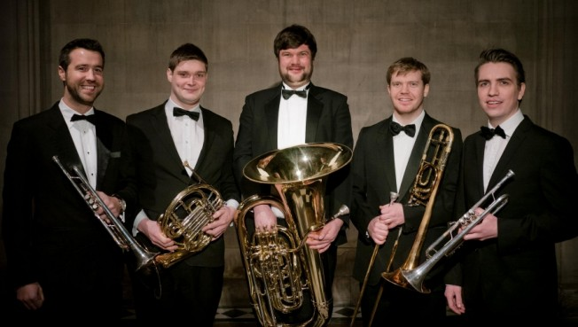 The London Brass Quintet