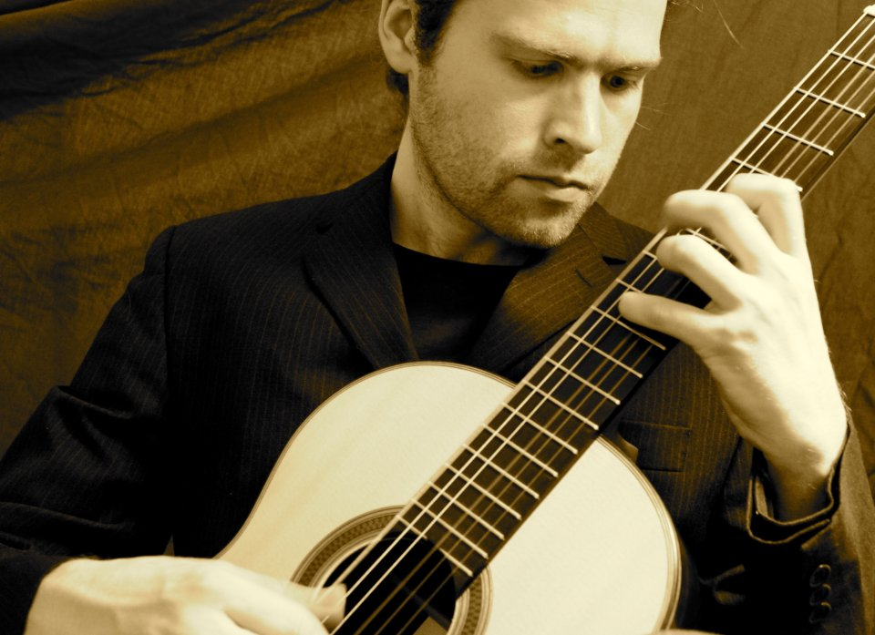 Stephen The Classical Guitarist Gallery