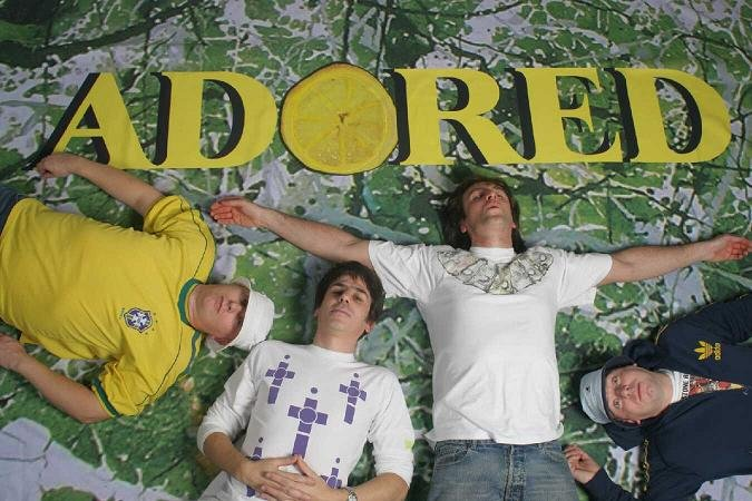 The Stone Roses - Adored Gallery