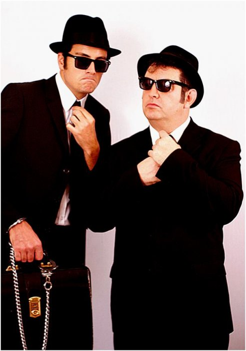 Authentic Blues Brothers Show Gallery
