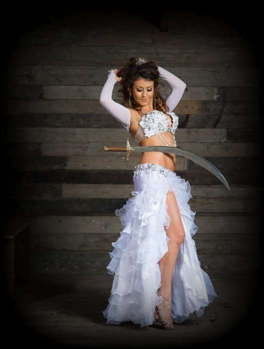 Katie The Belly Dancer Gallery