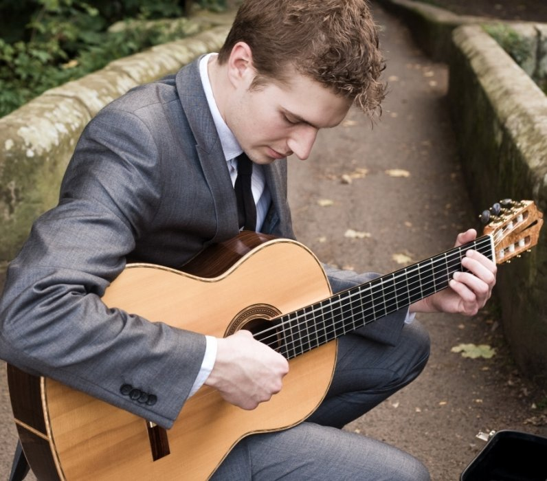 Ed The Classical Guitarist Gallery