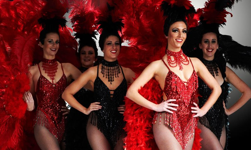 Vegas Showgirls Gallery