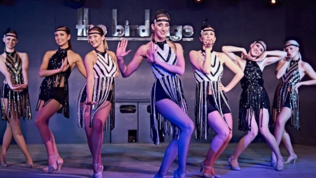 Charleston Dancers - Great Gatsby
