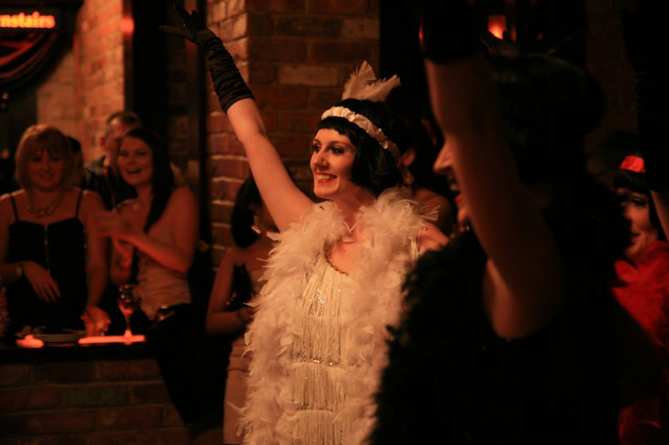 Charleston Dancers - Great Gatsby Gallery