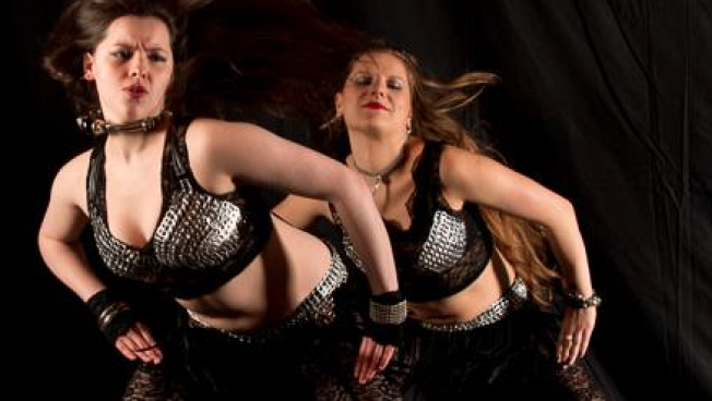 Rock and Metal Dancers