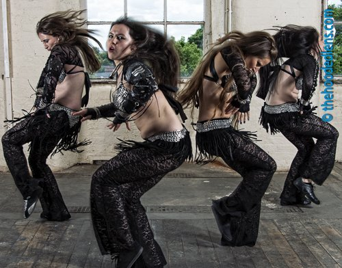 Rock and Metal Dancers Gallery