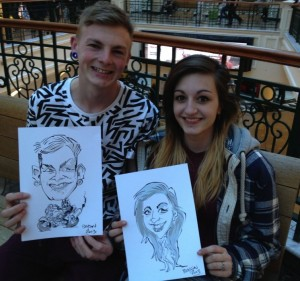 Mike B The Caricaturist