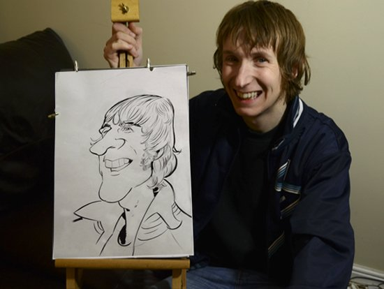 Dean The Caricaturist Gallery