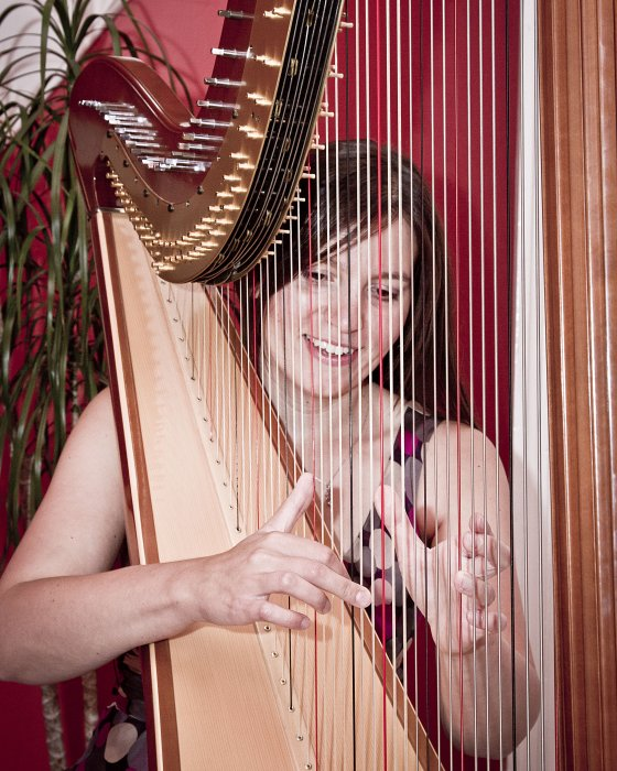 The East Midlands Harpist Gallery