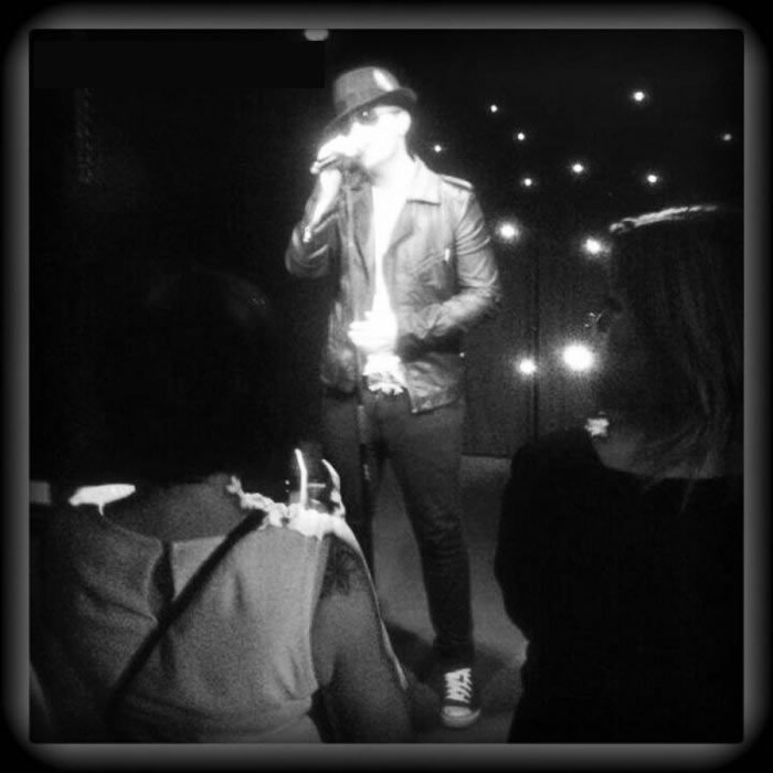 Bruno Mars Tribute Act Gallery
