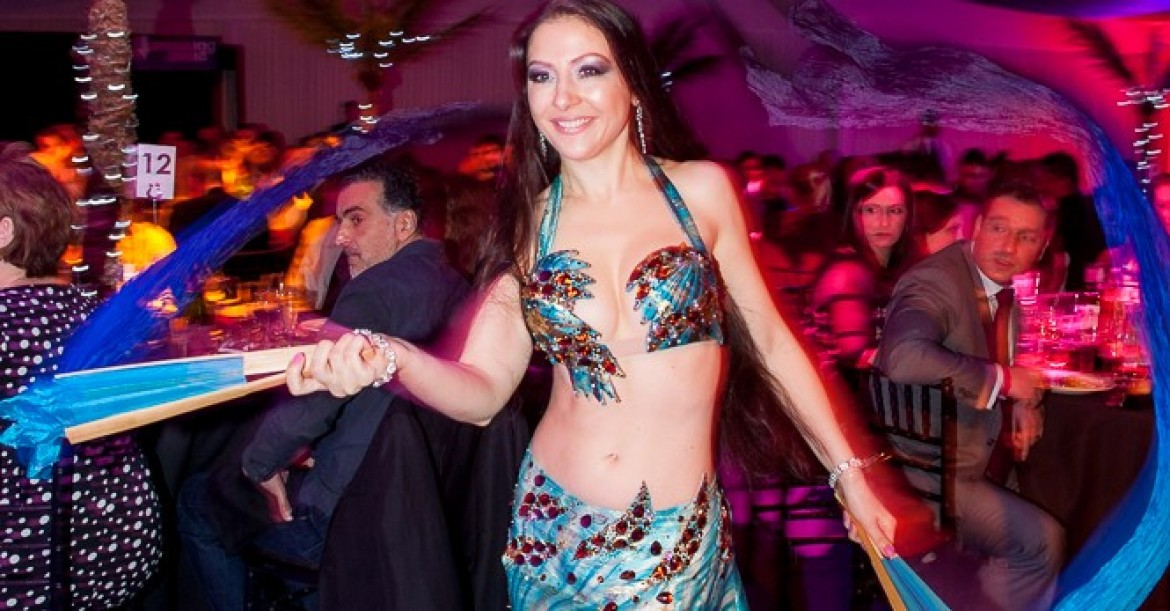 Amira The Belly Dancer