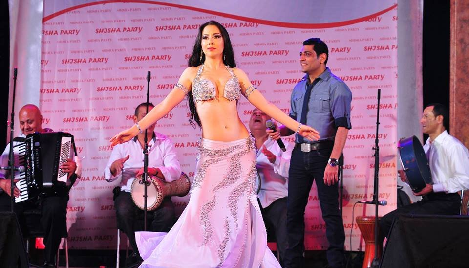 Amira The Belly Dancer Gallery