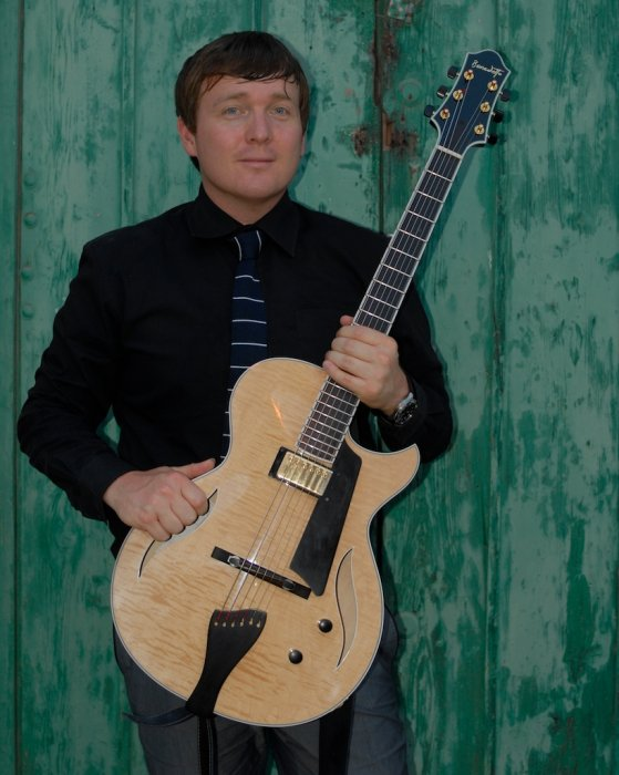 Sam The Jazz Guitarist Gallery