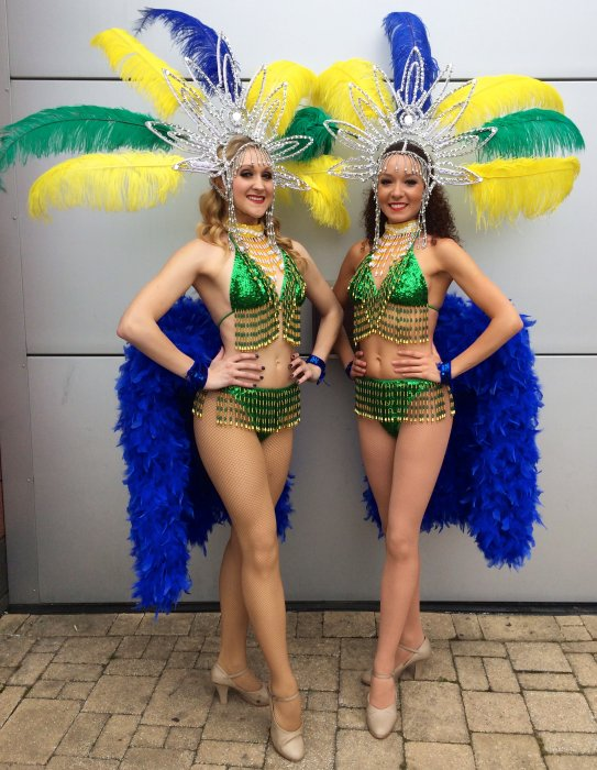 Rio Carnival Showgirls Gallery