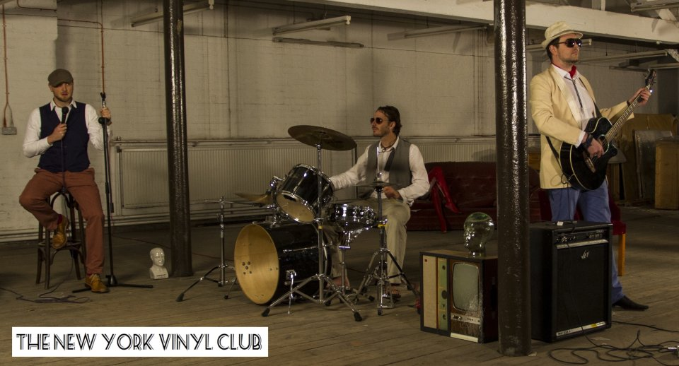 The New York Vinyl Club Gallery