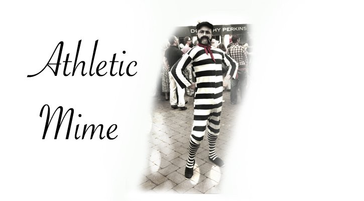 French Mime Artist Gallery