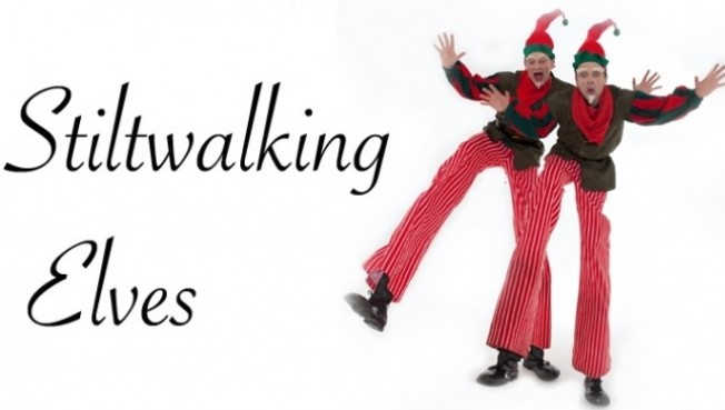 Stiltwalking Elves