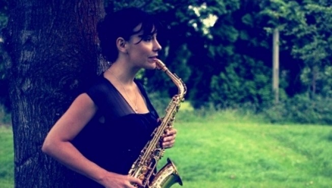 Sarah The Saxophonist