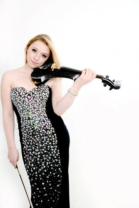 Electric Violin - Amy Gallery