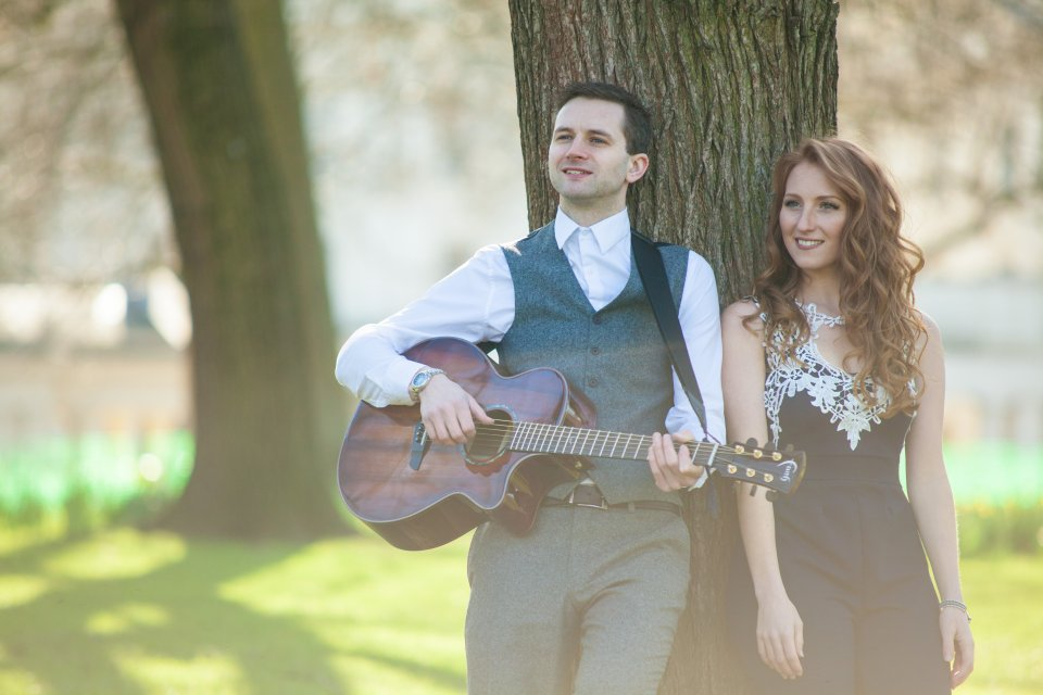 Elegantly Wild Acoustic Duo Gallery