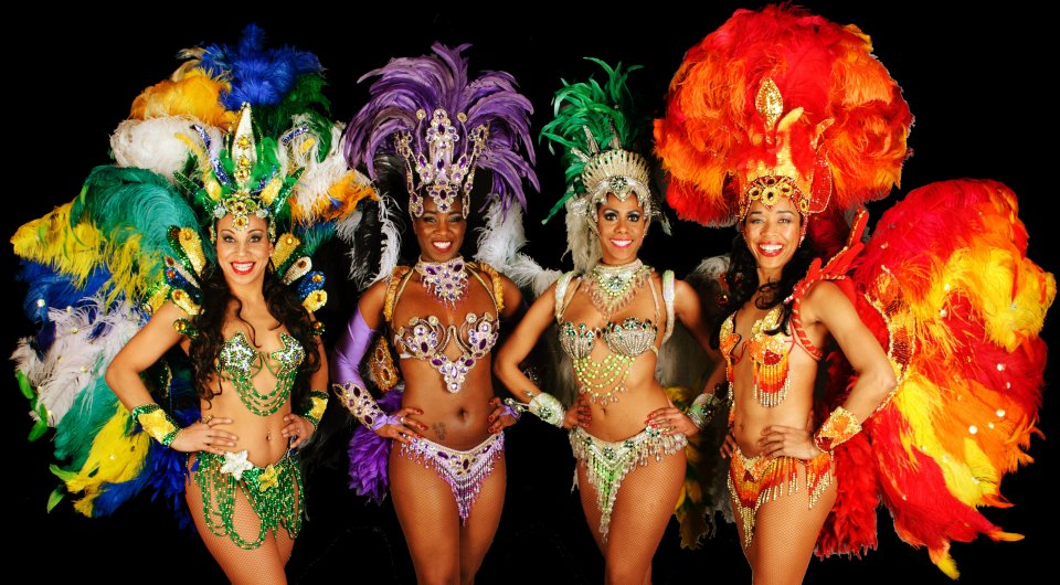 Brazilian Dancers Gallery