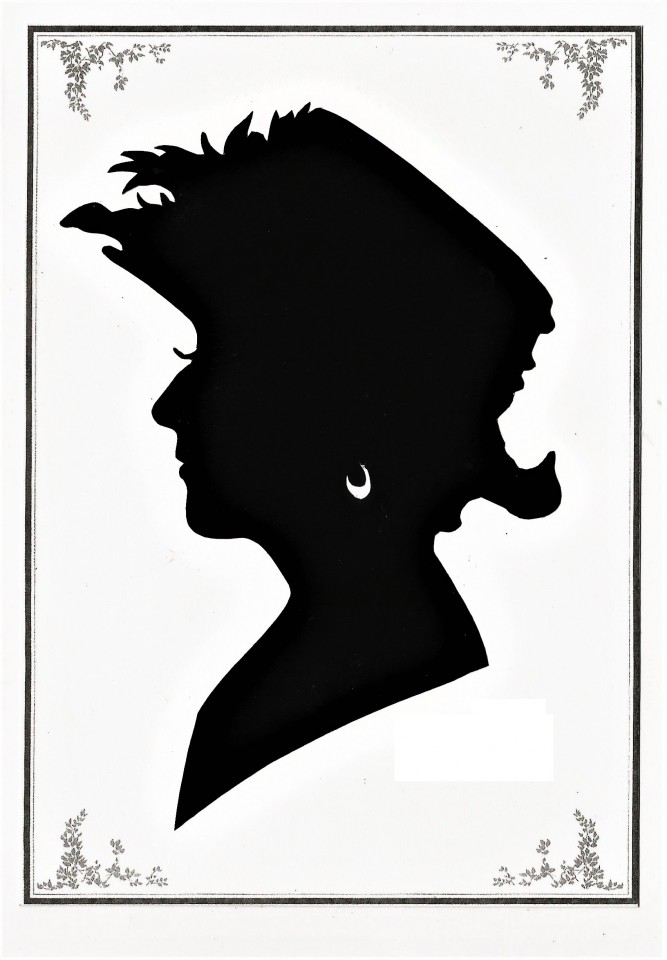 The Silhouette Artist Gallery