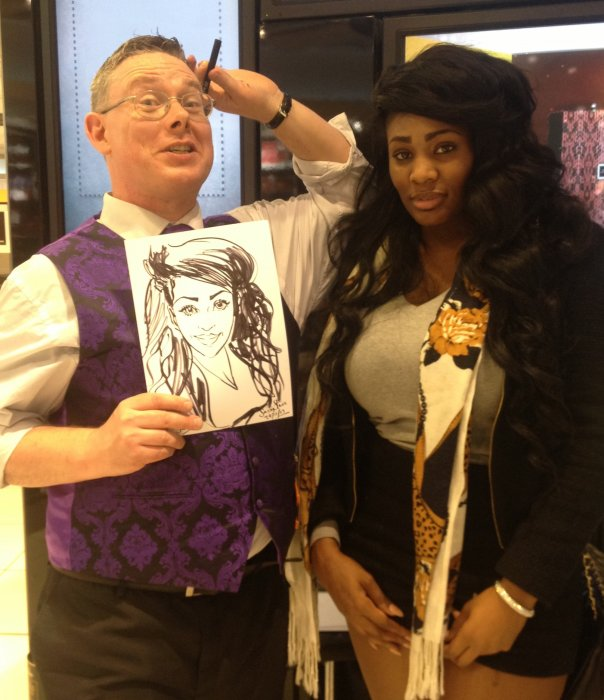 Steve P The Caricaturist Gallery