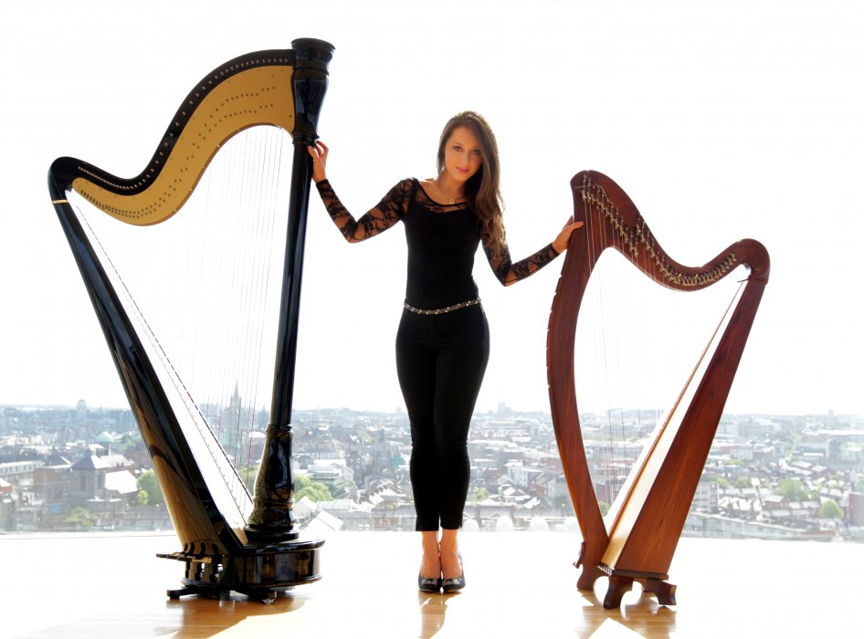 The Celtic Harpist Gallery