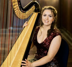 Rhia The North West Harpist