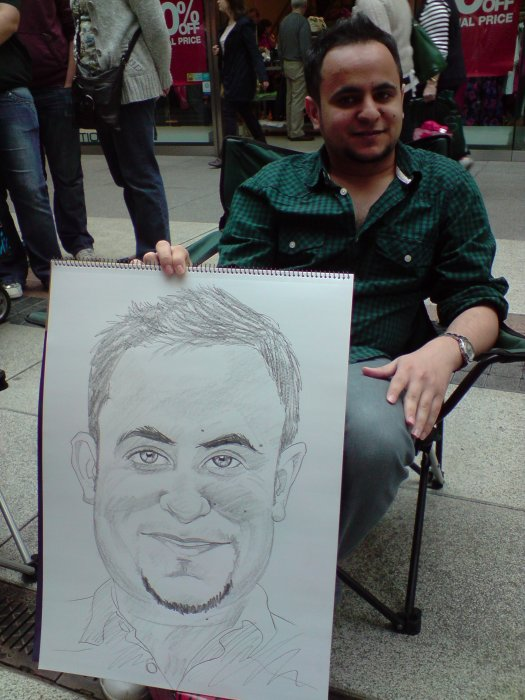 Steve A The Caricaturist Gallery