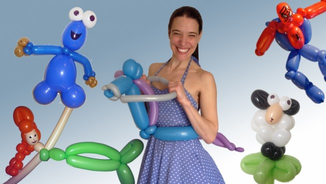Polly Balloon - Balloon Modeller