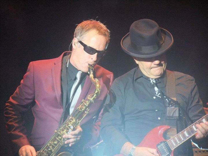 Steve Turner - Madness Saxophonist Gallery