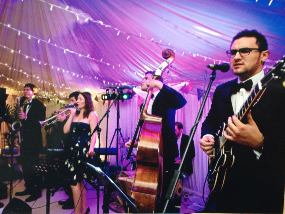Absolutely Vintage Swing Band Gallery