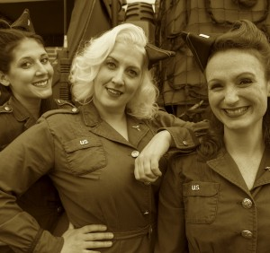 Femmes of the Forties